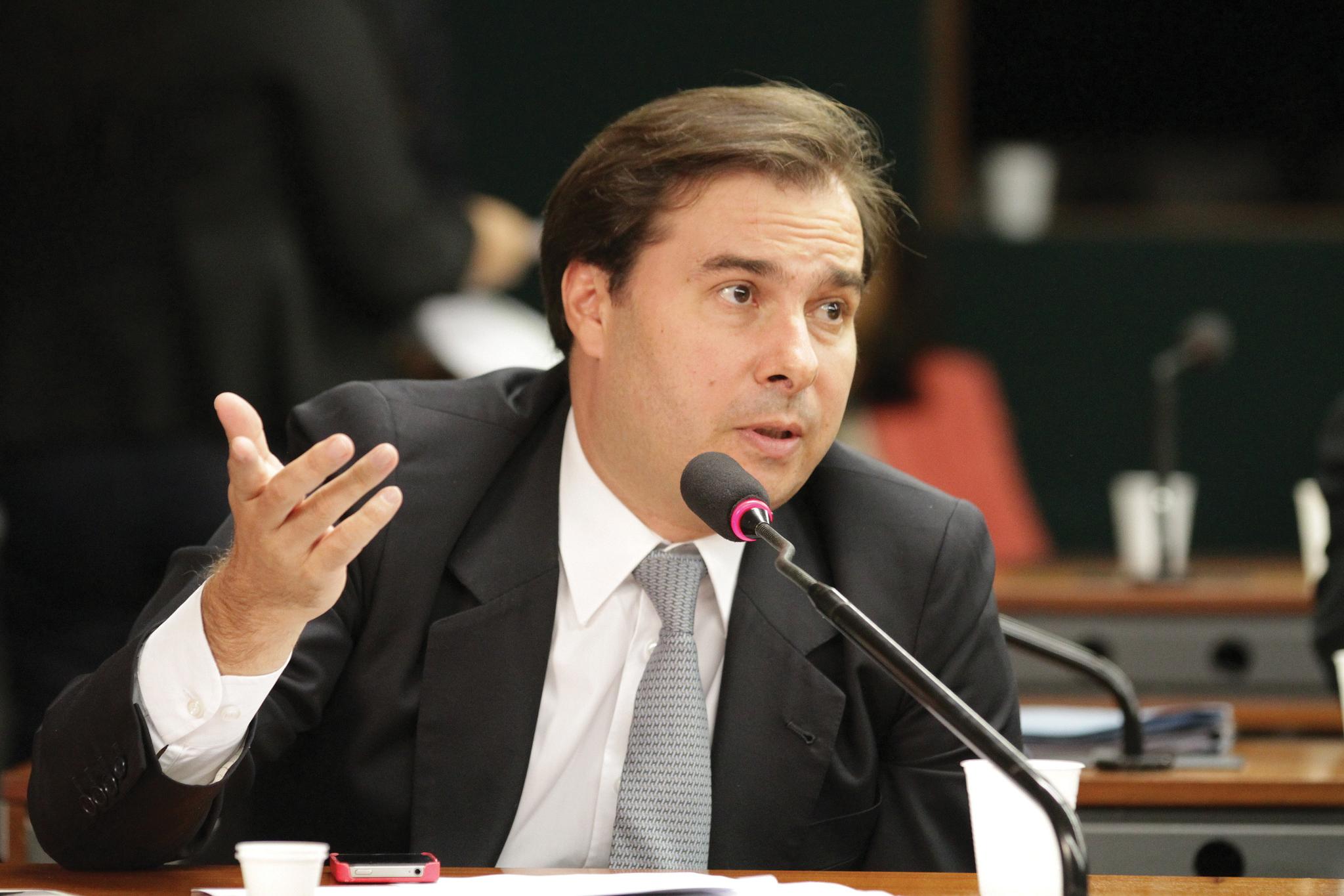 Resultado de imagem para deputado federal Rodrigo Maia