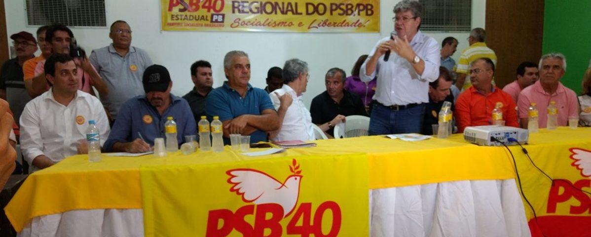 Resultado de imagem para Militantes do PSB de Pombal anunciam desfiliação em massa Comentar