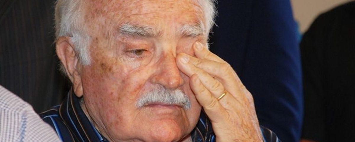 """Wilson Braga, 88 anos: """"Fui injustiçado na disputa pelo Senado"""""""